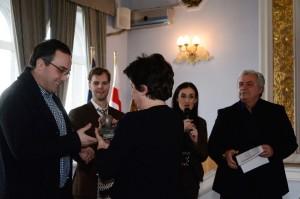 Lasha Bugdadze - Georgien